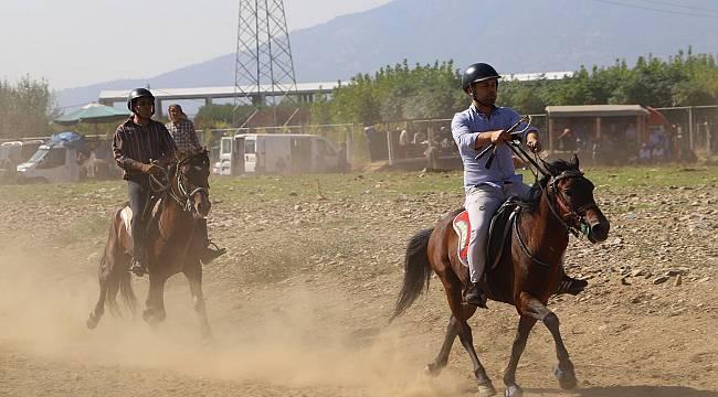 2. Bayındır Rahvan At Yarışları yapıldı