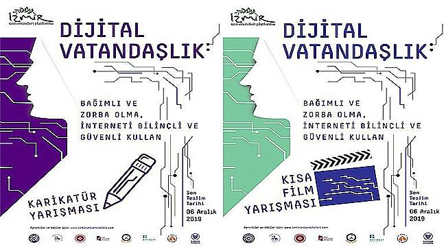 Dijital Vatandaşlık Karikatür Ve Film Yarışması