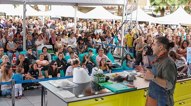 En Lezzetli Festivale Yoğun İlgi