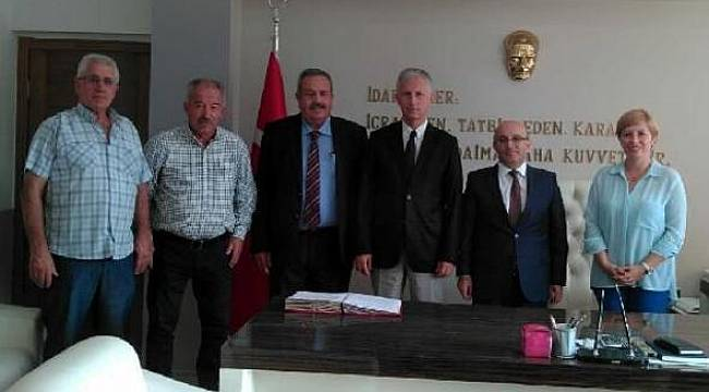 Foça'da Anaokulu İnşası İçin Protokol İmzalandı