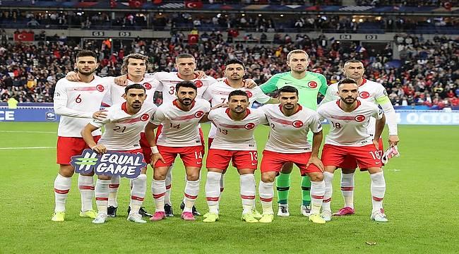 Fransa 1-1 Türkiye