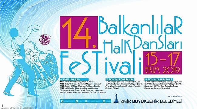 İzmir'de Balkan havası esecek