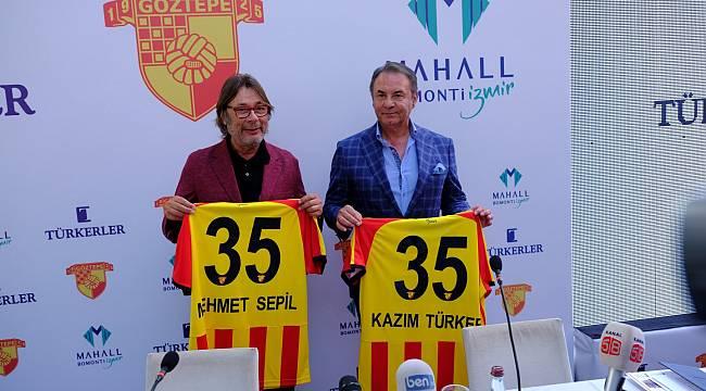 Türkerler Holding Göztepe'ye 4. Kez Sponsor Oldu