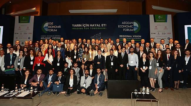 Ege Ekonomik Forum'dan katılımcılara teşekkür