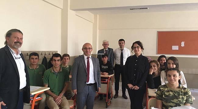 """Foça'da """"Adım Adım Başarı"""" İçin Koç Öğretmen Uygulaması Başlatıldı"""