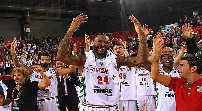 Pınar Karşıyaka ve Sportive'den Basketbolseverler İçin Taraftar Buluşması
