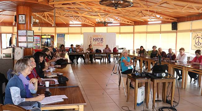 Uluslararası Sözleşmeler Semineri Foça'da Başladı