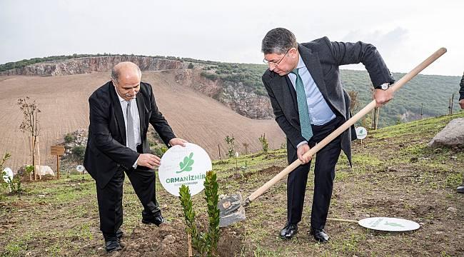 Berlin'den Orman İzmir Kampanyası'na Destek