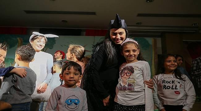 Bosch Çevre Çocuk Tiyatrosu İzmirli çocuklarla buluştu
