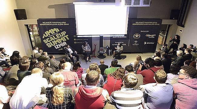 İzmir Girişimcilik Ekosistemi ScaleUp Summit İzmir'de Buluştu