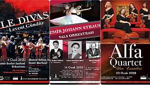 AASSM, ocak ayında İzmirlilere müzik şöleni yaşatacak