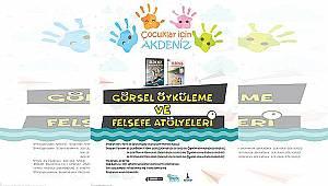 Çocuklar için Akdeniz programı başlıyor