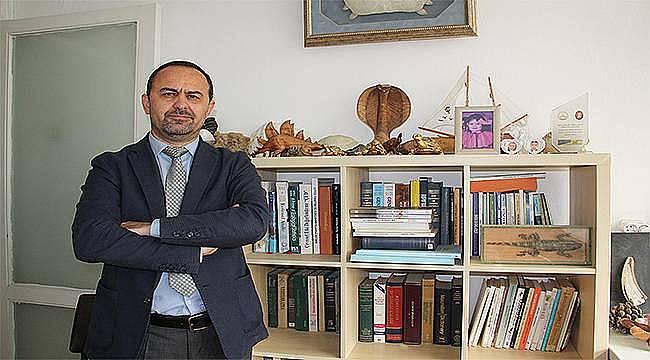 """Prof. Dr. Ayaz: """"İklim krizi kapımızdan içeri adımını atmış bulunuyor"""""""