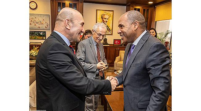 Sağlık alanında Küba - İzmir ilişkileri güçlenecek