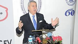 TESK Başkanı Palandöken: Esnaf cansuyu ile ayağa kaldırılmalı