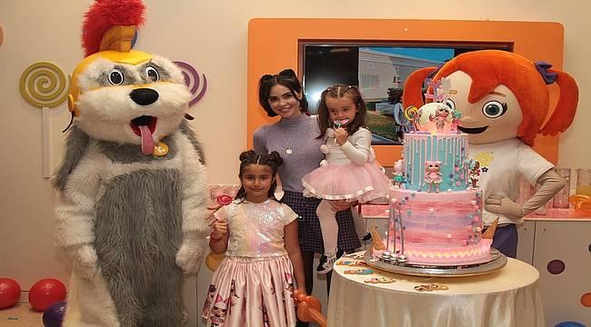 Volkan & Zeynep Demirel'in kızı Yade 6. yaşını kutladı