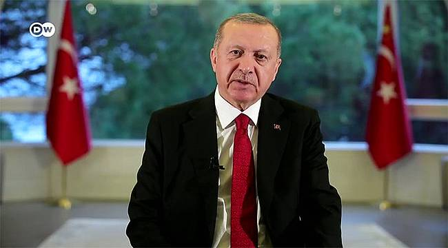 Cumhurbaşkanı Erdoğan Haziran için kademeli normalleşme takvimini açıkladı