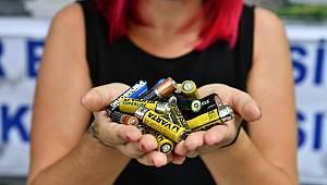 Atık Pillerin Toplanması kampanyası başladı
