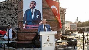 """Başkan Soyer: """"Saldırılara karşı dayanma gücünü sizlerden aldık"""""""