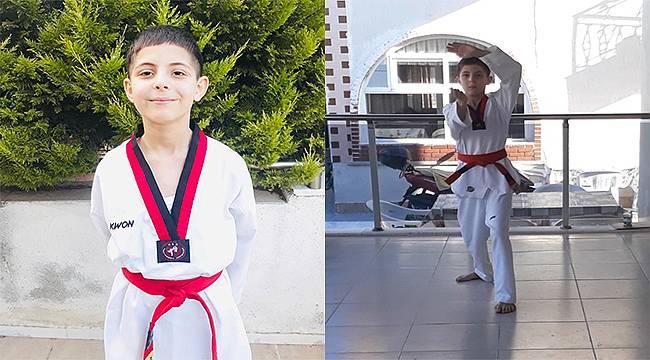 Foçalı Taekwondocular, Poomsae turnuvasında başarılar kazandı