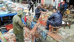 Foça'da balıkçılığın yakın geçmişi