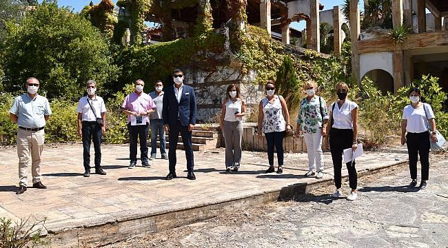 Fransız Tatil Köyü'nün ihalesine Foça Belediyesi de katılıyor