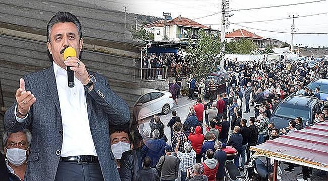 Dikili Belediye Başkanı söz verdi: O ocak açılmayacak