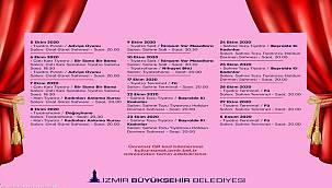 İzmir Büyükşehir'in özel tiyatrolara desteği sürüyor
