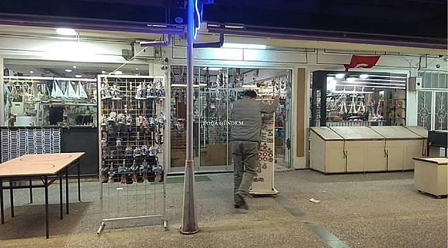 Foça'da yasaklar ve denetimler başladı işletmeler kapandı