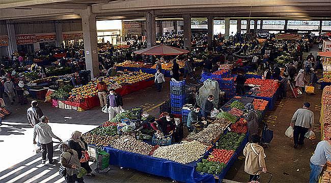 Pazar Yerlerinde Gıda Harici Ürün Satışı Yapılmayacak