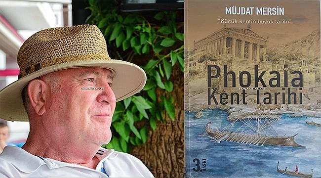 Phokaia Kent Tarihi 4. baskısına hazırlanıyor