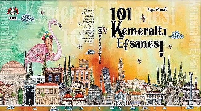 101 Kemeraltı Efsanesi kitabı okurlarla buluştu