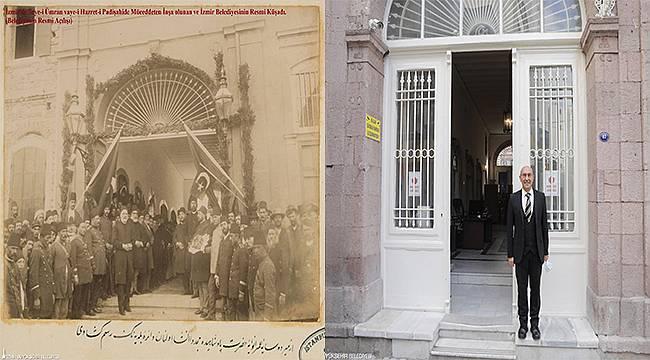 130 yıl sonra yeniden!