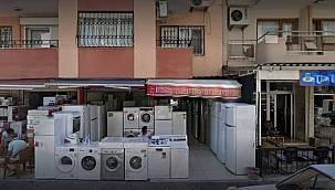 Foça Gerenköy'den çaldığı mallarla spotçu dükkanında yakalandı