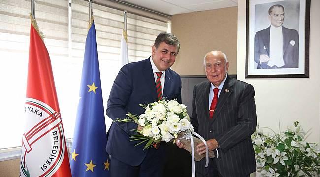 Karşıyaka eski Belediye Başkanı Kemal Baysak vefat etti