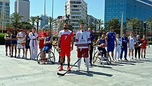 Sporda da İzmir zamanı