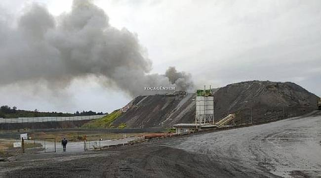 Çevrecilerden Aliağa'ya tehlikeli atık bertaraf tesisi yapılmasına tepki