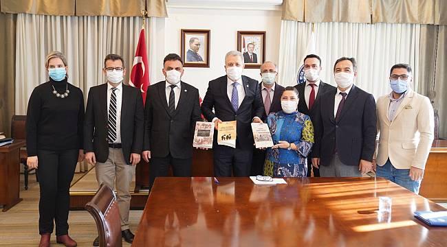 Ege Üniversitesi markasının bilimsel gücünü İzmirlilerle buluşturuyor