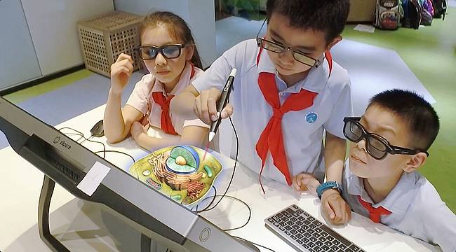 Eğitimde sanal gerçeklik dönemi