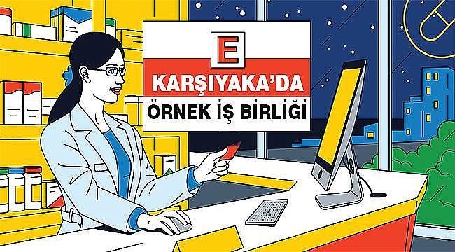 Karşıyaka'da 'eczane destek personeli' yetişiyor