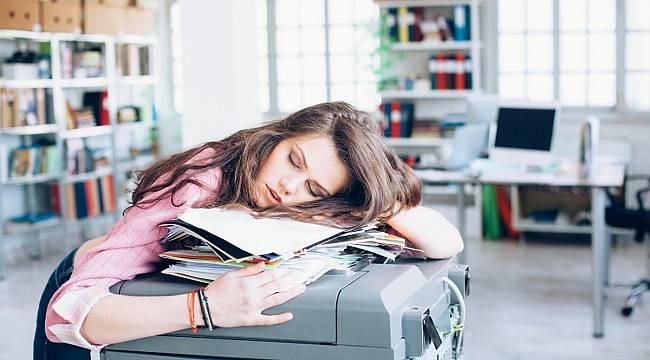 Yorgunlukla baş etmenizi sağlayacak 20 püf noktası