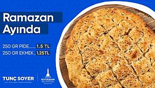 İzmir Büyükşehir Belediyesi pide fiyatını açıkladı: Kent Ekmek'te Ramazan pidesi 1,5 liraya satılacak