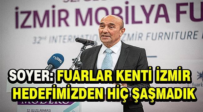 Mobilya sektörünün İzmir buluşması