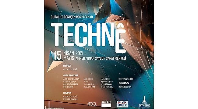 TECHNÊ 15 Nisan'da İzmir'de