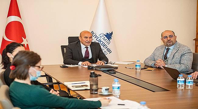 Başkan Soyer ICLEI Dünya Kongresi'nde konuştu