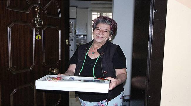 Karşıyaka Belediyesi'nden anlamlı armağan