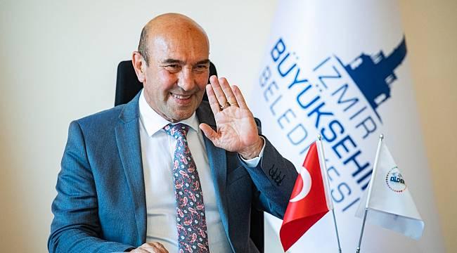 Başkan Soyer: Artık İzmir dünyanın merkezinde