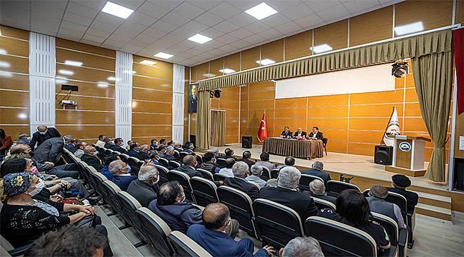 Başkan Tunç Soyer: Birbirine destek veren insanlar bu memleketin geleceğini değiştirebilir