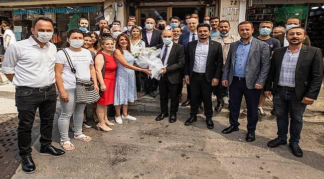 Başkan Tunç Soyer: Umudu İzmir'den gösteriyoruz