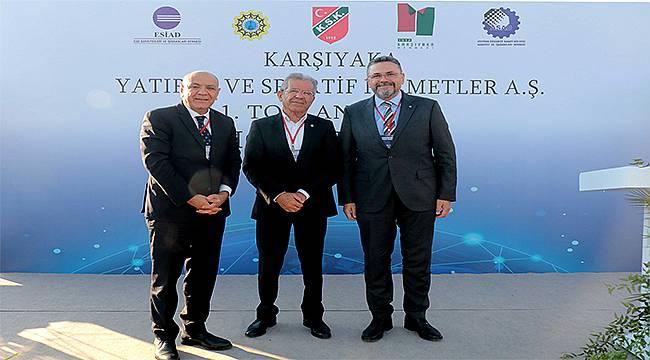 Karşıyaka'ya İzmir iş dünyasından tam destek